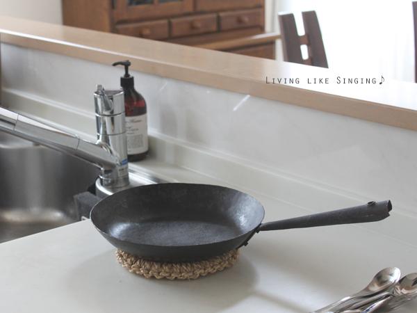台所シンクのスポンジ事情 ②スポンジの使い分け